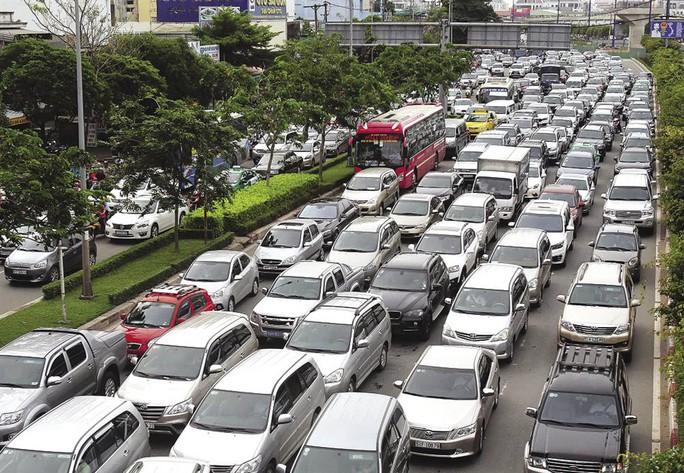 Thu phí giao thông, có giảm được kẹt xe khu trung tâm TP HCM? - Ảnh 2.