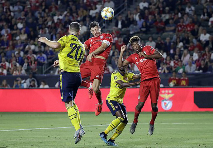 Pháo Arsenal gầm vang, hạ Bayern Munich ở Champions Cup - Ảnh 5.
