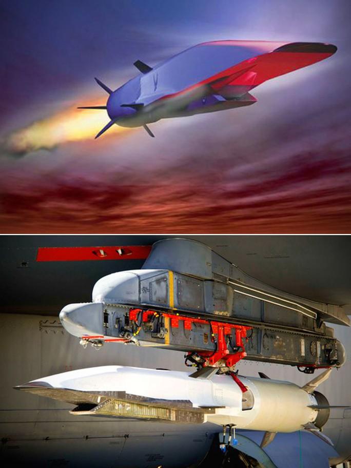 Mỹ thất thế trước Nga và Trung Quốc trong cuộc đua vũ khí siêu thanh - Ảnh 2.