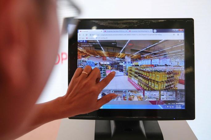 Khám phá bên trong siêu thị ảo đầu tiên tại Việt Nam - Ảnh 12.