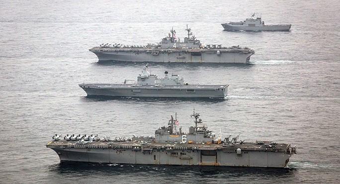 Iran: Mỹ có thể đã bắn nhầm UAV của mình - Ảnh 1.