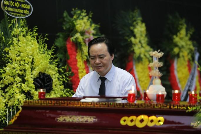 Thủ tướng Nguyễn Xuân Phúc tiễn biệt giáo sư Hoàng Tụy - Ảnh 15.