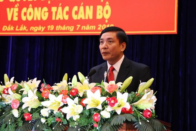 Ông Bùi Văn Cường giữ chức Bí thư Tỉnh ủy Đắk Lắk - Ảnh 2.