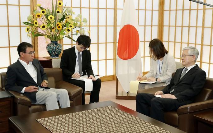 Nhật - Hàn không ai nhường ai - Ảnh 1.
