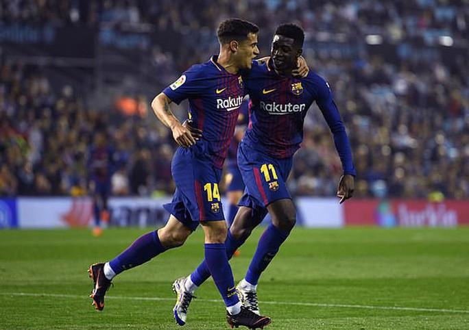 Barcelona quyết chuộc Neymar bằng 90 triệu bảng và 2 sao Nou Camp - Ảnh 1.