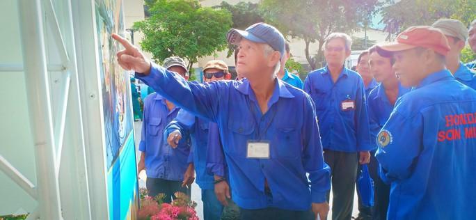 Khai mạc triển lãm Công đoàn Việt Nam-90 năm một chặng đường lịch sử - Ảnh 3.