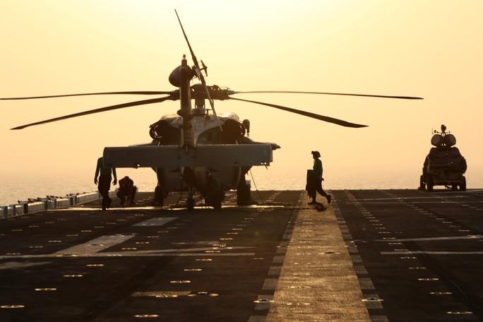 Mỹ - Iran chỏi nhau về việc bắn hạ UAV - Ảnh 1.