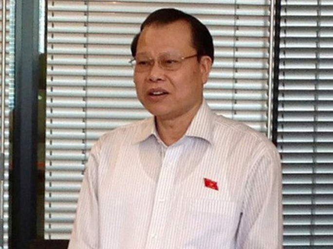 Bộ Chính trị kỷ luật nguyên Phó Thủ tướng Vũ Văn Ninh - Ảnh 1.