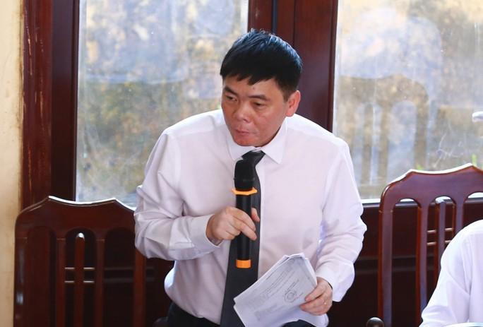 Khởi tố, khám xét nơi làm việc của ông Trần Vũ Hải - Ảnh 1.