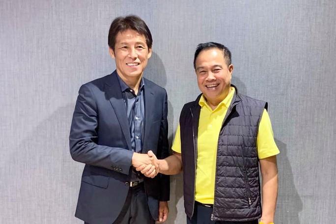 Cựu HLV Nhật Bản được bổ nhiệm dẫn dắt tuyển Thái Lan - Ảnh 2.