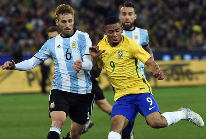 Argentina đại chiến Brazil: Cơ hội nào cho Messi? - Ảnh 4.