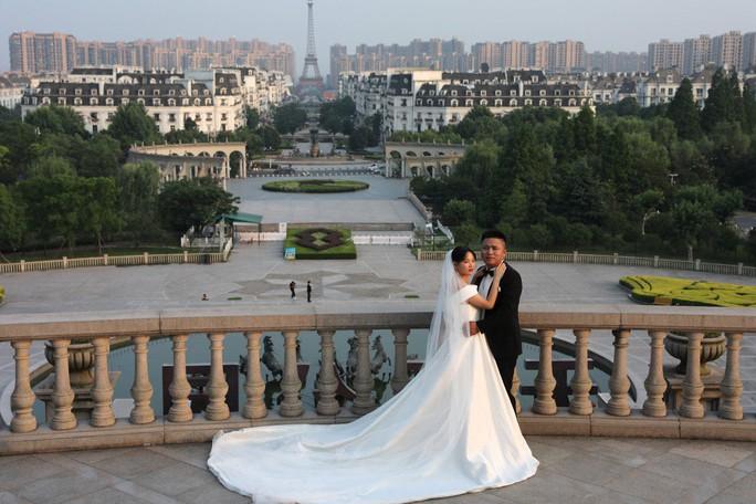 Giới trẻ Trung Quốc phản đối kết hôn sớm - Ảnh 1.