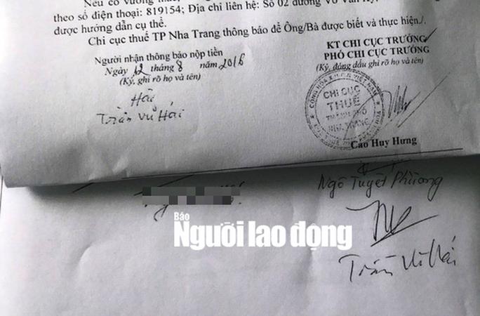 Vợ chồng ông Trần Vũ Hải mua đất trung tâm Nha Trang với giá khoảng 6 triệu/m2? - Ảnh 5.