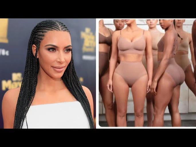 Kim Kardashian đặt tên mẫu nội y là Kimono, người Nhật phản ứng - Ảnh 2.