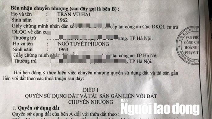 Sáng nay xét xử vợ chồng luật sư Trần Vũ Hải - Ảnh 2.