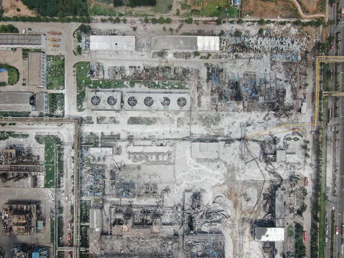Vừa áp dụng biện pháp an toàn, nhà máy nổ banh giết 12 người - Ảnh 1.