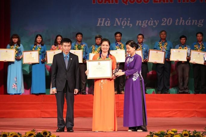 Chủ tịch Tổng LĐLĐ Việt Nam được trao Giải thưởng Nguyễn Văn Linh - Ảnh 3.