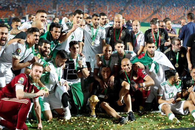 Bàn thắng vàng đưa Algeria đến ngai vàng CAN 2019 - Ảnh 13.