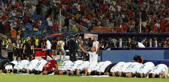 Bàn thắng vàng đưa Algeria đến ngai vàng CAN 2019 - Ảnh 11.