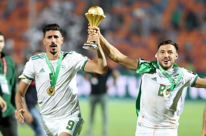 Bàn thắng vàng đưa Algeria đến ngai vàng CAN 2019 - Ảnh 7.