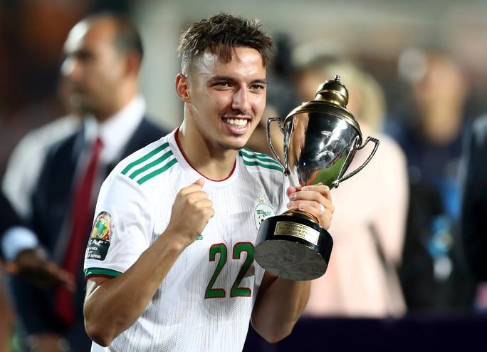 Bàn thắng vàng đưa Algeria đến ngai vàng CAN 2019 - Ảnh 8.