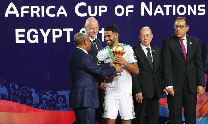 Bàn thắng vàng đưa Algeria đến ngai vàng CAN 2019 - Ảnh 9.