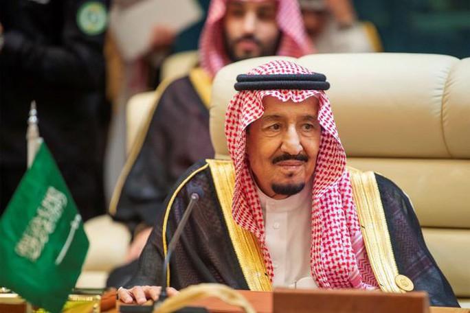 Căng thẳng vùng Vịnh, Ả Rập Saudi đón quân Mỹ đến đồn trú - Ảnh 1.