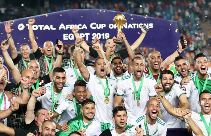 Bàn thắng vàng đưa Algeria đến ngai vàng CAN 2019 - Ảnh 12.