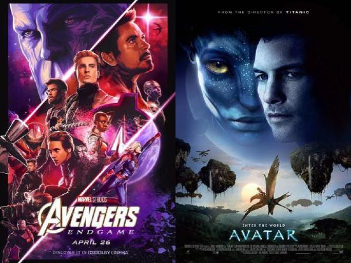"""""""Avengers: Endgame"""" sẽ vượt mặt Avatar giành ngôi vương phòng vé - Ảnh 4."""