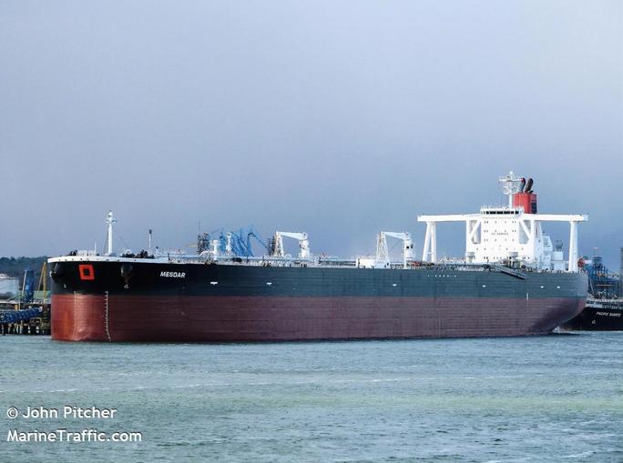 """Iran bắt tàu chở dầu """"ngay trước mặt tàu chiến Anh"""" - Ảnh 2."""