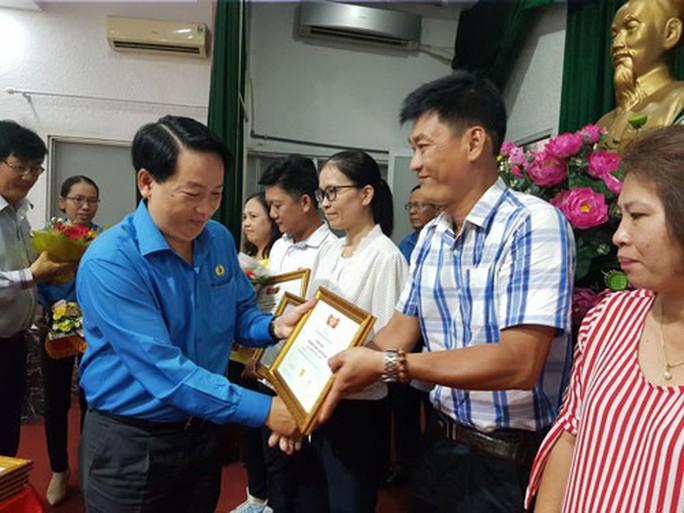 Nhiều hoạt động mừng ngày thành lập Công đoàn Việt Nam - Ảnh 1.