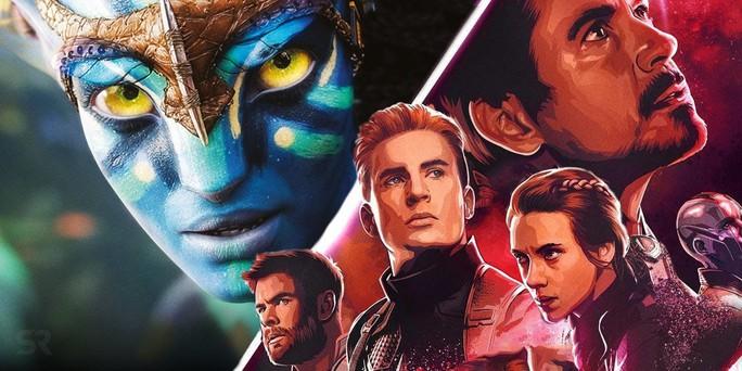 """""""Avengers: Endgame"""" sẽ vượt mặt Avatar giành ngôi vương phòng vé - Ảnh 3."""