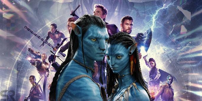 """""""Avengers: Endgame"""" sẽ vượt mặt Avatar giành ngôi vương phòng vé - Ảnh 2."""