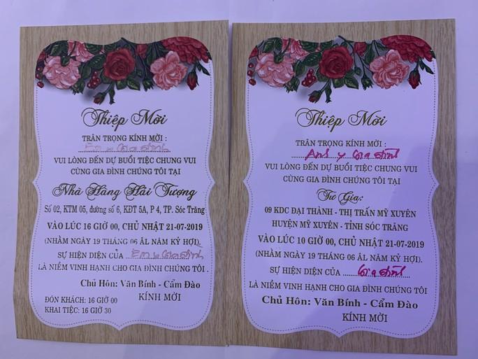 Trưởng Đoàn đại biểu Quốc hội Sóc Trăng tổ chức tiệc cưới cho con suốt 3 ngày - Ảnh 1.