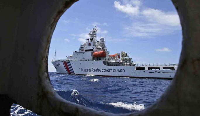 Gia tăng đối phó với Trung Quốc trên biển Đông - Ảnh 1.