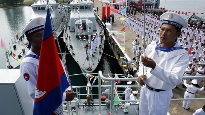 """Thủ tướng Hun Sen phản ứng về """"thoả thuận bí mật cho Trung Quốc dùng căn cứ"""" - Ảnh 2."""