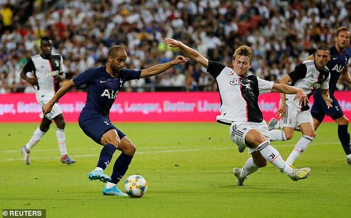 ICC 2019: Harry Kane lập siêu phẩm, đè bẹp Ronaldo và Juventus - Ảnh 7.