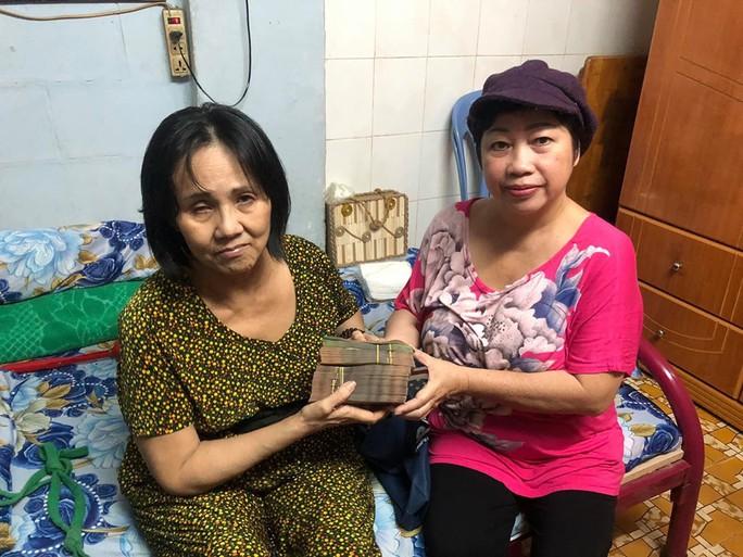 Nghệ sĩ Hoàng Lan đăng ký hiến tạng, từ chối mộ được tặng - Ảnh 1.