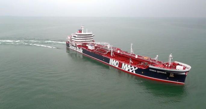 Kịch bản không tưởng nếu các vụ bắt tàu gia tăng ở vùng Vịnh - Ảnh 1.