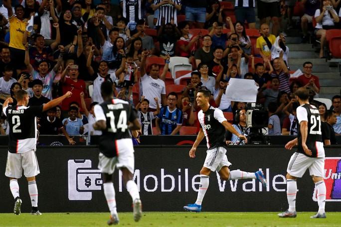 ICC 2019: Harry Kane lập siêu phẩm, đè bẹp Ronaldo và Juventus - Ảnh 6.