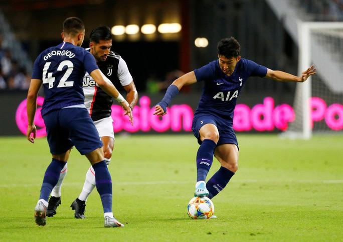 ICC 2019: Harry Kane lập siêu phẩm, đè bẹp Ronaldo và Juventus - Ảnh 2.