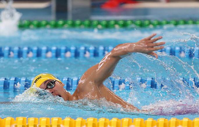 Huy Hoàng giành chuẩn A Olympic 2020 - Ảnh 1.