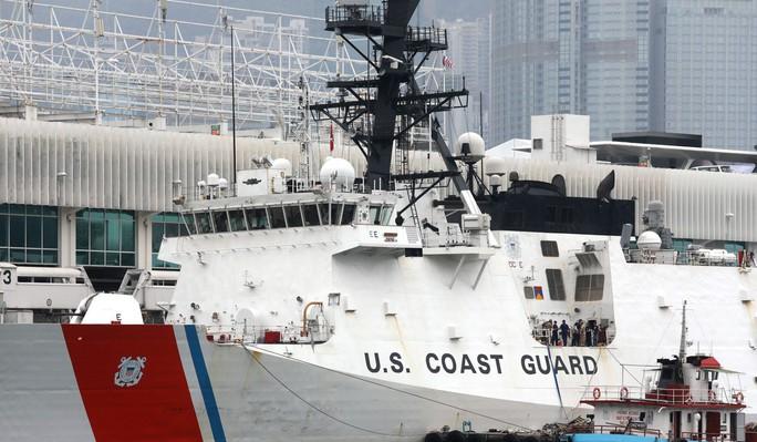 """Trung Quốc cảnh báo Mỹ nhấc """"bàn tay đen"""" ra khỏi Hồng Kông - Ảnh 2."""