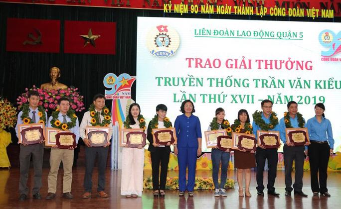 9 cá nhân đoạt Giải thưởng Trần Văn Kiểu 2019 - Ảnh 3.