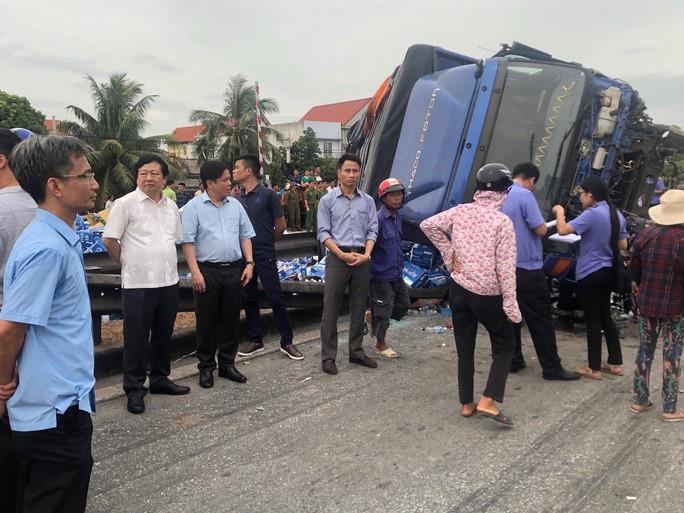Thông tin bất ngờ về các vụ tai nạn thảm khốc ở Hải Dương làm 7 người tử vong - Ảnh 5.