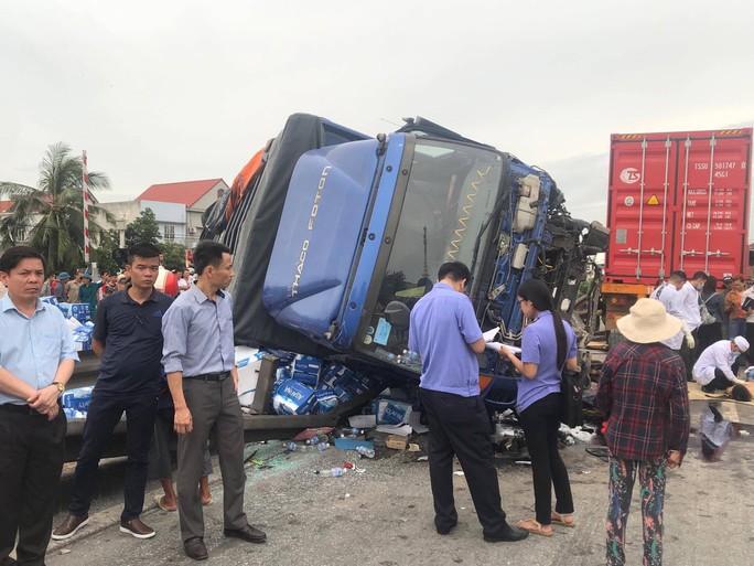 Thông tin bất ngờ về các vụ tai nạn thảm khốc ở Hải Dương làm 7 người tử vong - Ảnh 4.