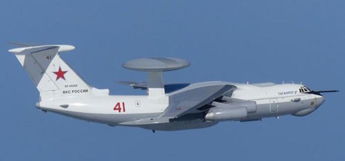Hàn Quốc răn đe máy bay quân sự Nga - Ảnh 1.