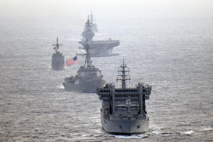 Đến lúc chấm dứt hành động bắt nạt ở biển Đông - Ảnh 1.