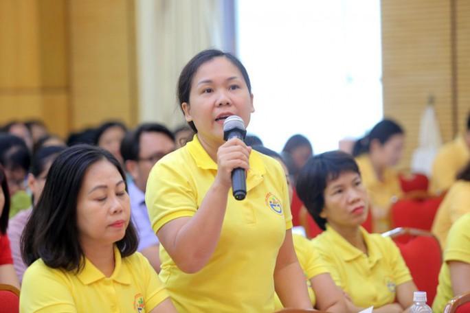 HÀ NỘI: Trên 300 CNVC-LĐ tìm hiểu về pháp luật lao động - Ảnh 1.