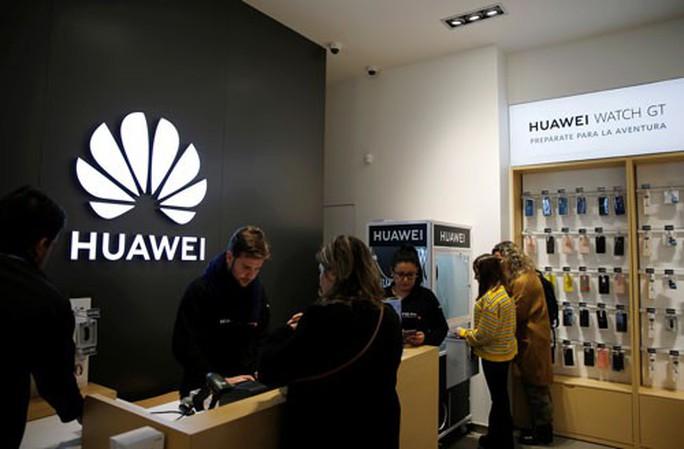 Huawei ngày càng gặp khó ở phương Tây - Ảnh 1.